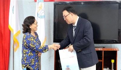 Đại học Lạc Hồng: tăng cường kết nối với doanh nghiệp, mở rộng hợp tác quốc tế