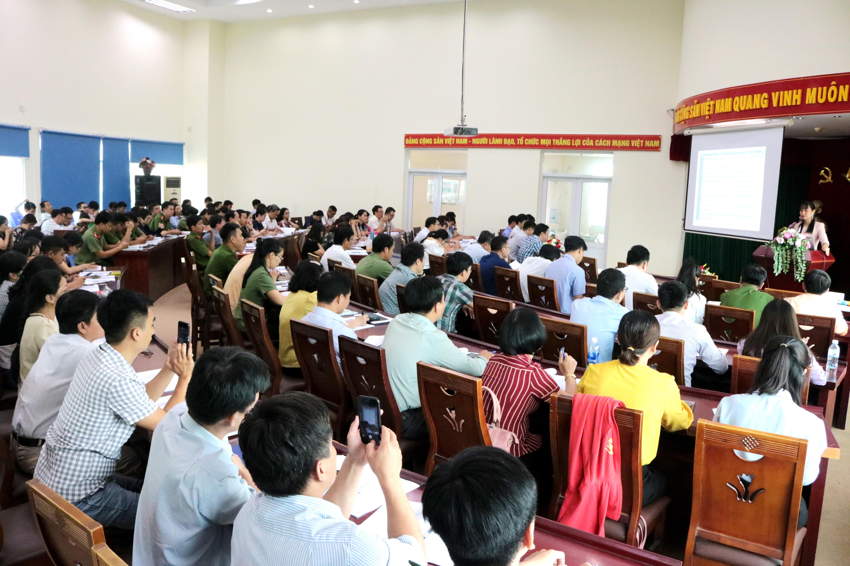 Đào tạo ISO cho 200 học viên