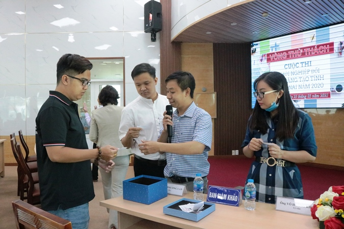8 projects entered the final round of the Dong Nai Startup Innovation Contest 2021