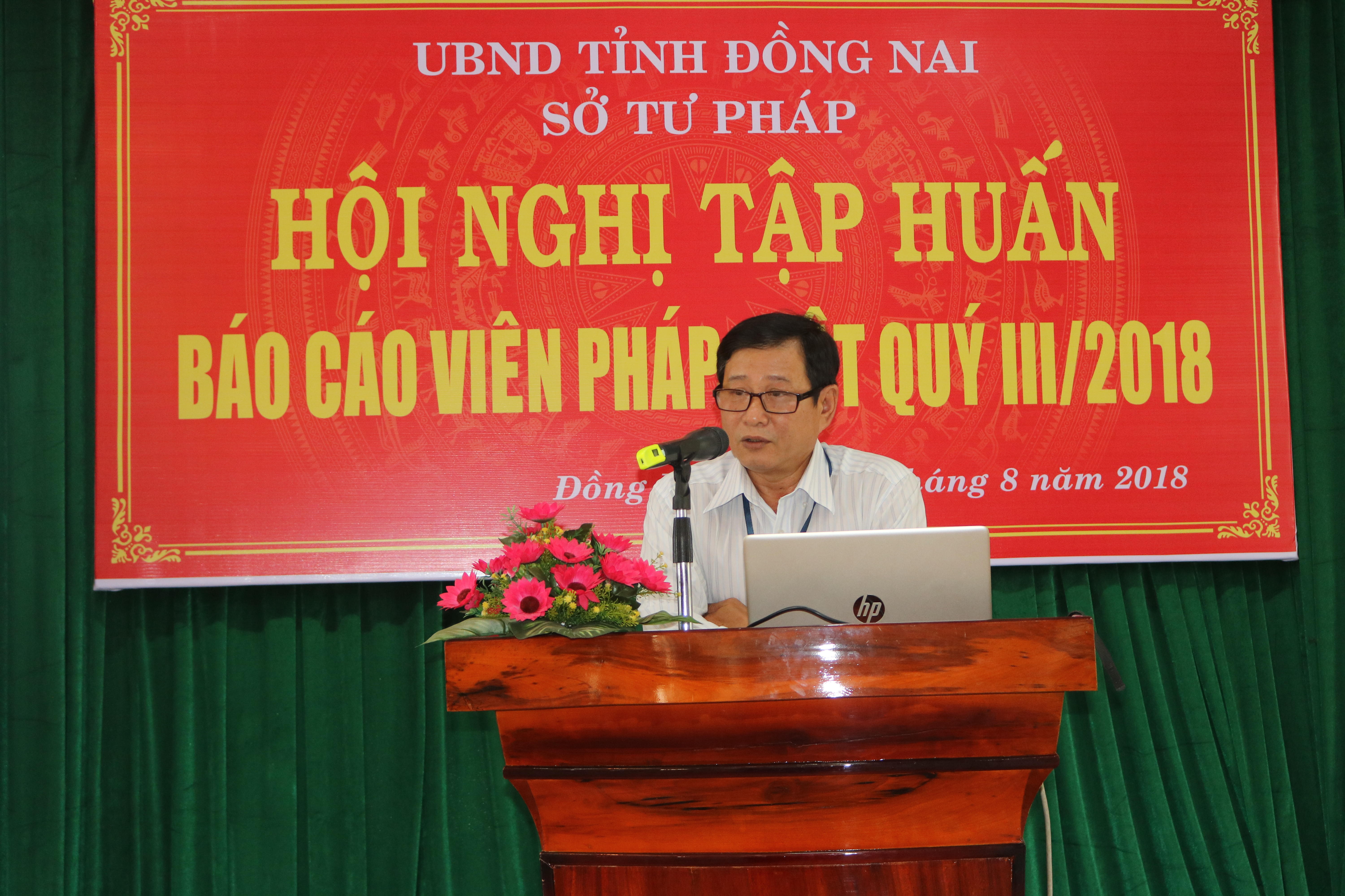 Dong Nai: Training offered to legal speakers in the 3rd quarter