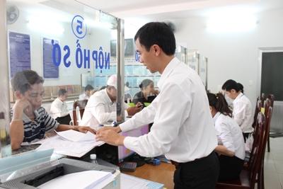 Triển khai phân hệ một cửa điện tử cho UBND cấp xã