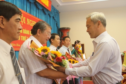 Sở Khoa học và Công nghệ Đồng Nai được Thủ tướng Chính phủ đã tặng Bằng khen trong học tập và làm theo tấm gương đạo đức Hồ Chí Minh
