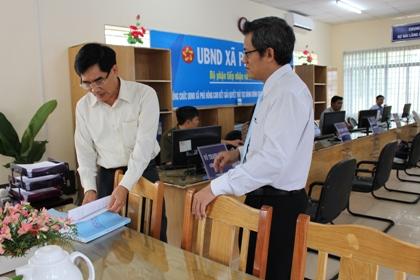 Huyện Nhơn Trạch: đẩy mạnh ứng dụng công nghệ thông tin trong cải cách hành chính