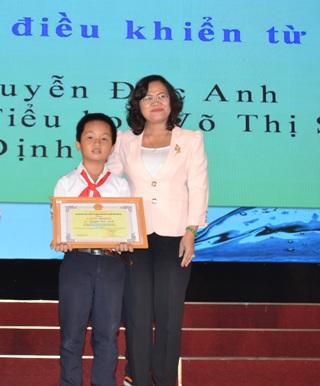 Đồng Nai: 3 giải pháp đạt giải cuộc thi Sáng tạo Thanh thiếu niên, nhi đồng toàn quốc lần thứ 13