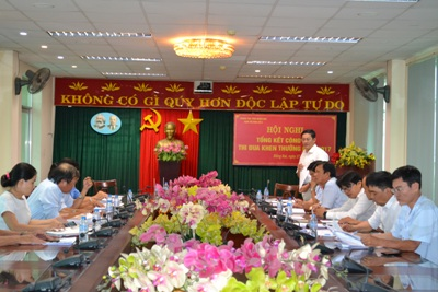 194 specialized inspections in sectors conducted