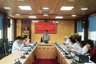 Counseling for specifying the list of provincial-level science and technology tasks in 2021 offered
