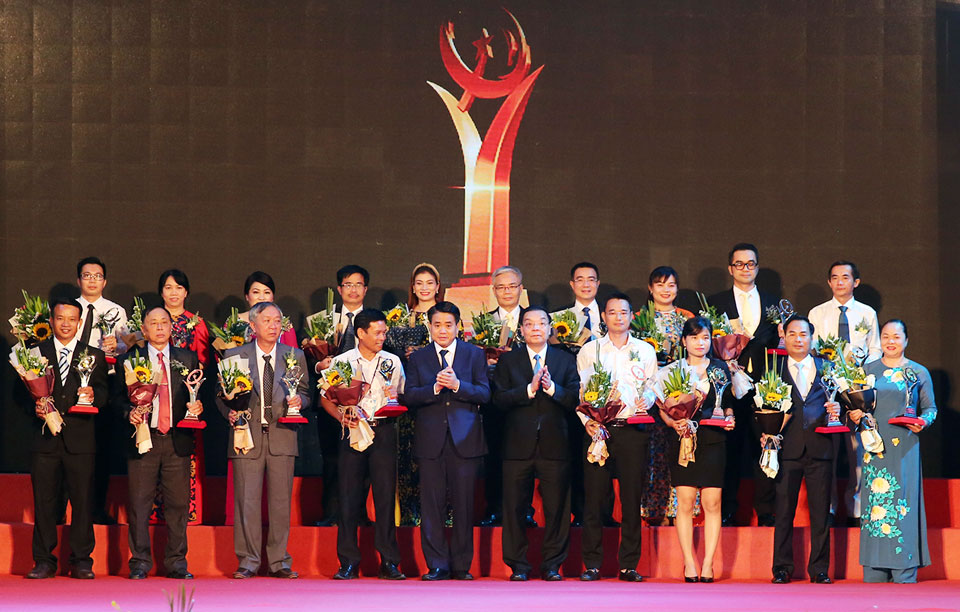 Dong Nai has 5 businesses winning the 2018 National Quality Awards prizes