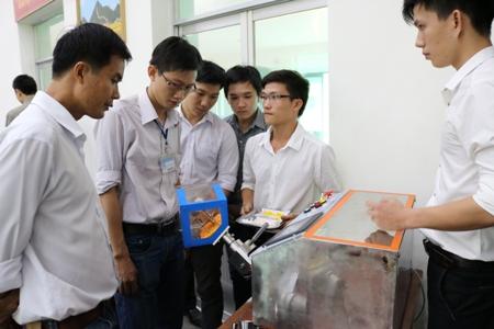 60 giải pháp đạt giải tại hội thi Sáng tạo kỹ thuật