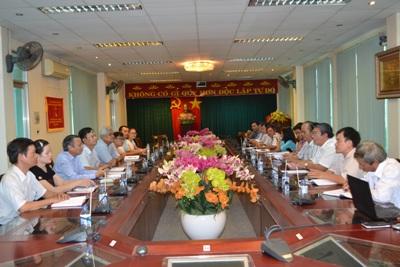 Đoàn công tác của Sở Khoa học và Công nghệ TP.Đà Nẵng đến trao đổi và học tập kinh nghiệm với Sở Khoa học và Công nghệ tỉnh Đồng Nai