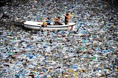 Báo động tình trạng ô nhiễm môi trường do sử dụng túi nilon