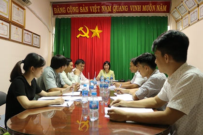 The list of the candidates who officially enroll in the postgraduate education program approved of