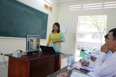 Các phong trào, hội thi- Bài 2: Phục vụ hiệu quả nhiệm vụ công việc