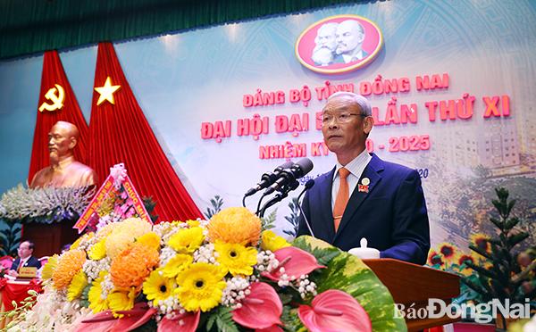Xây dựng Đồng Nai thành một cực tăng trưởng thuộc nhóm đầu các tỉnh phát triển