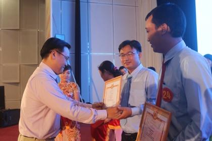 Sở Khoa học và Công nghệ Đồng Nai đạt 2 giải tại hội thi Kể chuyện học tập và làm theo tấm gương đạo đức Hồ Chí Minh