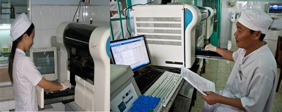 Bệnh viện đa khoa Khu vực Long Khánh đầu tư nhiều thiết bị hiện đại