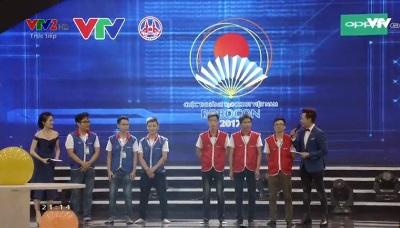 Lac Hong University has won the Vietnam Robocon Championship for 7 consecutive years