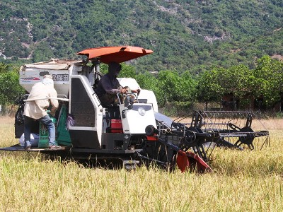 There are nearly 247,000 machines and pieces of equipment for agricultural production across the province