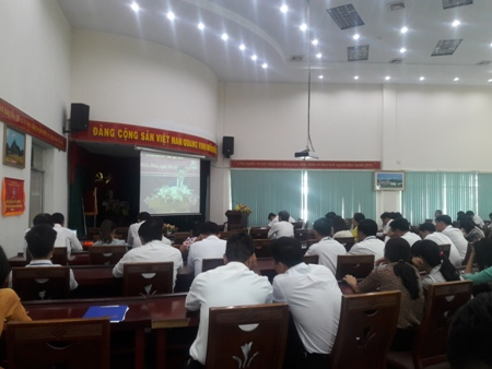 Dong Nai Department of Science and Technology convened its regular Party meeting