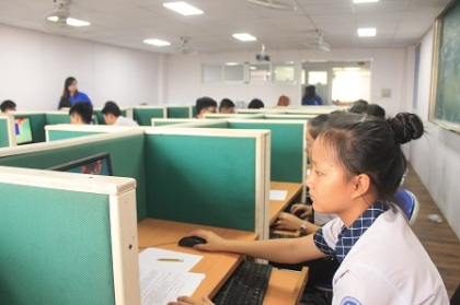 303 contestants attended the 12th Dong Nai Junior Informatics Contest 2018