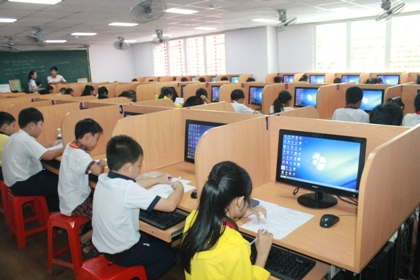 """256 contestants competed in the """"Young Informatics Contest 2017"""""""