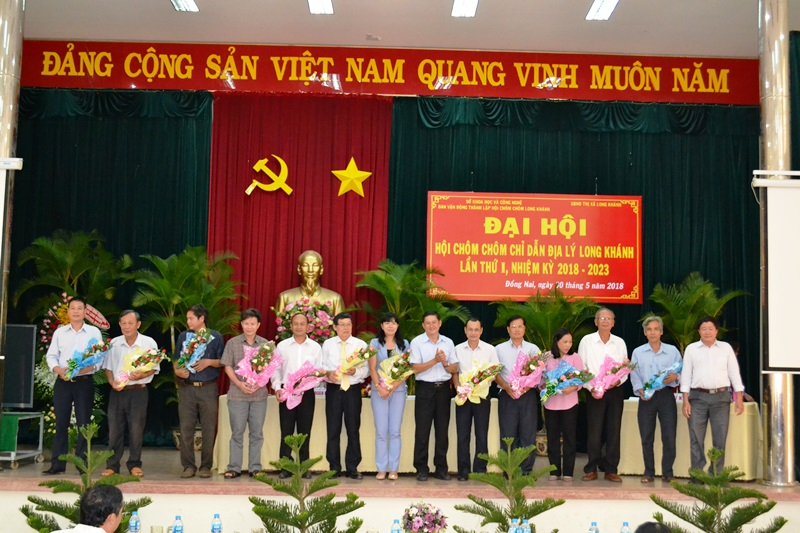 The first congress of the Long Khanh Rambutan Geographical Indications Association in 2018-2023 period held