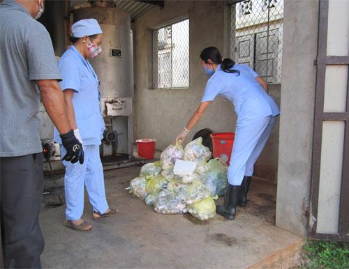 Thực hiện đúng quy trình để các cơ sở y tế không phát sinh chất thải phóng xạ